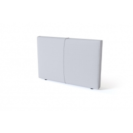 Sleepwell PILLOW peatsiots punakaspruun, 91x105x12 cm