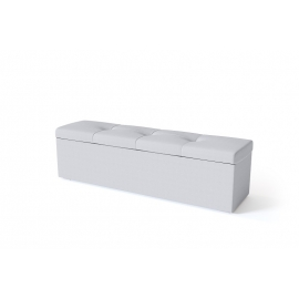 Sleepwell jalutsikast ULVASEN 120x50xH46 cm, punakaspruun