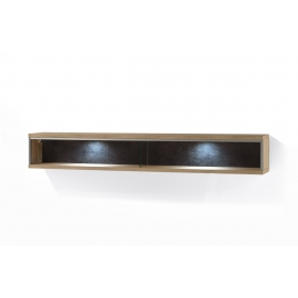Seinariiul ESPERO tamm, 184x23xH27 cm, LED