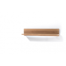 Seinariiul ESPERO tamm, 124x23xH24 cm