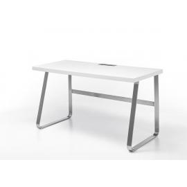 Kirjutuslaud BENO II valge, 140x60xH75 cm