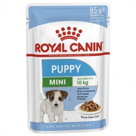 Royal Canin SHN MINI PUPPY WET 12x85g