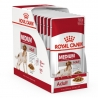 Royal Canin SHN MEDIUM ADULT WET koeratoit 12x140g