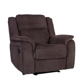 Tugitool NORMAN recliner 102x99xH102cm, pruun