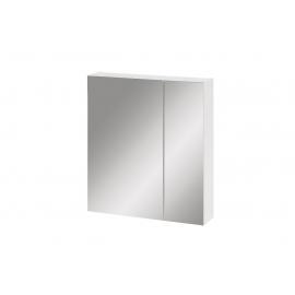Peegelkapp LORENZ valge, 60x16xH71 cm