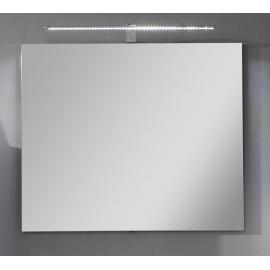 Peegelkapp OPTIbasic 4060 valge läikega, 60x17,6xH72 cm LED